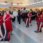 Shippensburg University Raiders Marching Band as part of Crescent's Sponsorship of Limerick City and Culture
