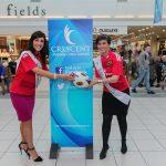Rose of Tralee Visit  – Maria Walsh 2014 Rose of Tralee  & Dawn Ryan 2014 Limerick Rose