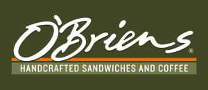 New O'Briens Logo Colour Pantone
