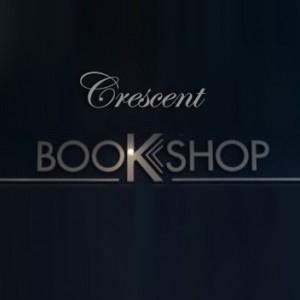 V1 Crescent Bookshop logo
