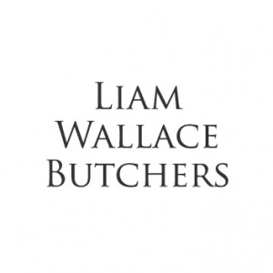V1 Liam Wallace Butchers logo