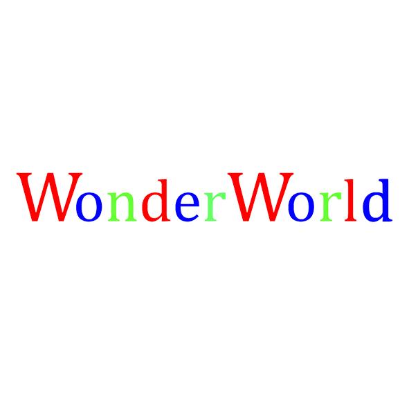 Wonder World Logo