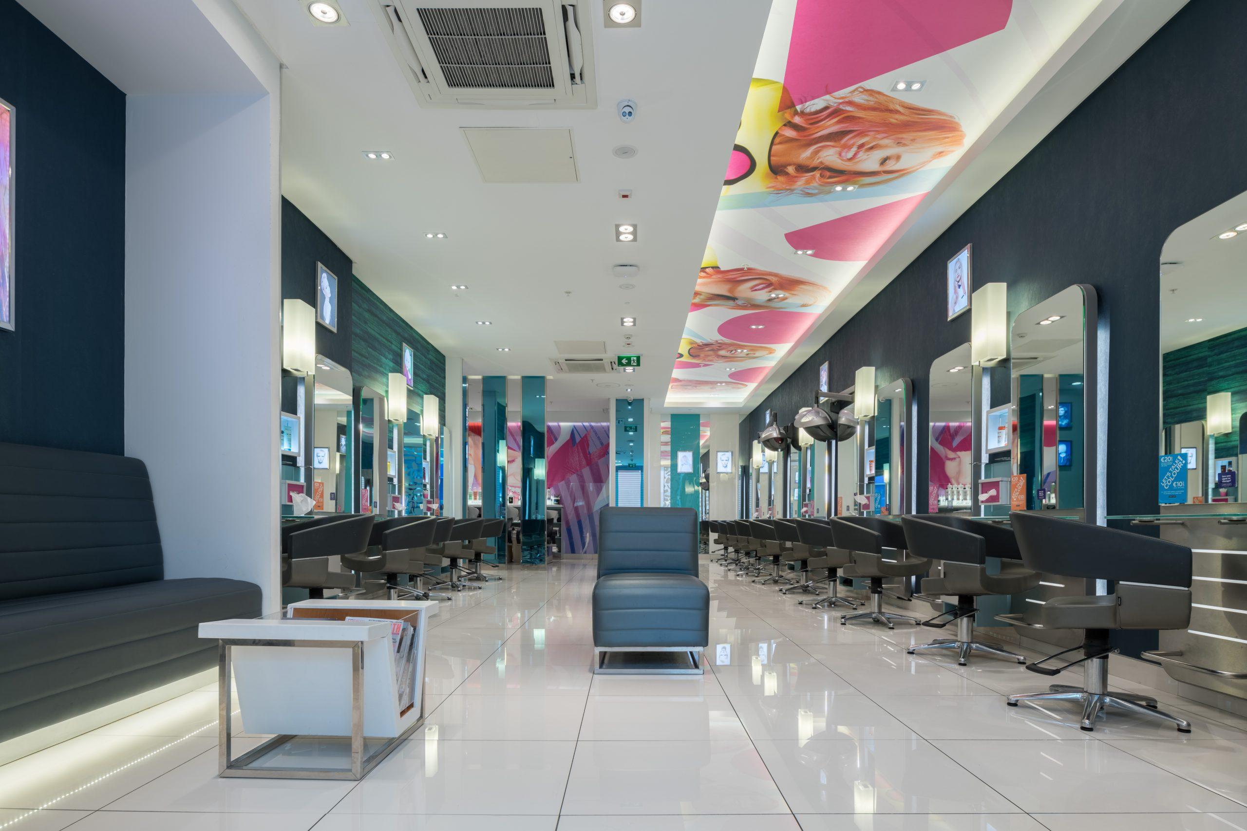 Peter Mark Crescent Shopping Centre Limerick Hair Salon 3
